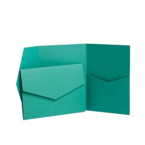 Dinky Debut Jade Green Pocketfold Kit